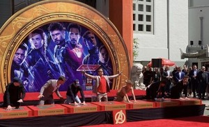 Chinese Theatres: Avengers Assemble (April 23, 2019)