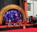 Chinese Theatres: Avengers assemble - the-avengers photo