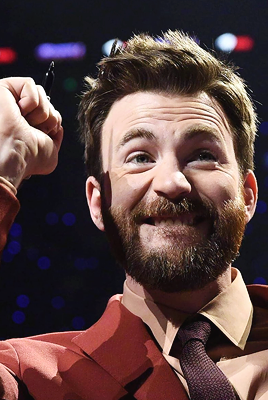 Chris Evans ~Avengers: Endgame Fan Event, China (April 18, 2019)