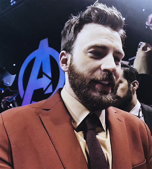 Chris Evans ~Avengers: Endgame Fan Event ~Shanghai, China (April 18, 2019)