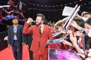 Chris Evans ~Avengers: Endgame Fan Event ~Shanghai, China (April 18, 2019)