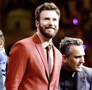 Chris Evans ~Avengers: Endgame प्रशंसक Event ~Shanghai, China (April 18, 2019)