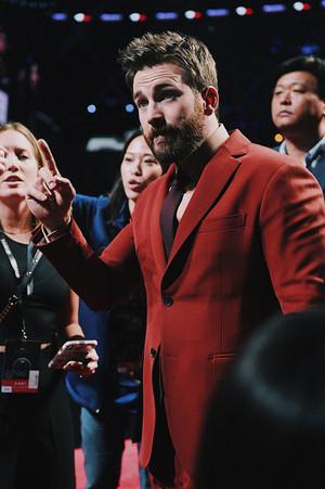 Chris Evans ~Avengers: Endgame پرستار Event ~Shanghai, China (April 18, 2019)