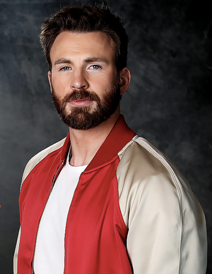 Chris Evans - Avengers: Endgame Press April 6, 2019
