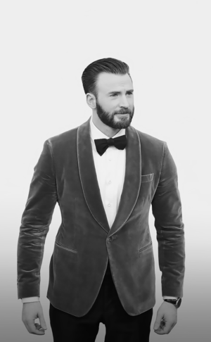 Chris Evans ~The Academy Awards 2019