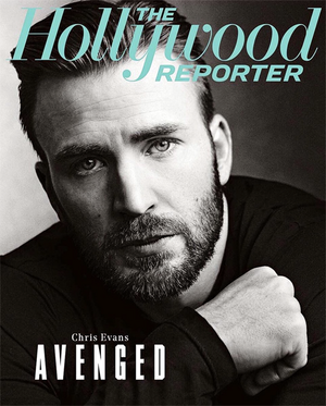 Chris Evans  ~The Hollywood Reporter (April 2019)