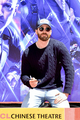 Chris Evans and Avengers: Endgame cast place hands in cement in Hollywood (April 23, 2019) - chris-evans photo