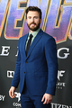 Chris Evans at the Avengers: Endgame World Premiere in Los Angeles (April 22nd, 2019) - avengers-infinity-war-1-and-2 photo
