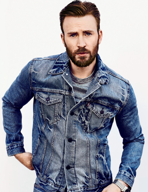 Chris Evans for Men's Journal 2019