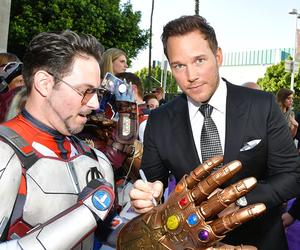 Chris Pratt at the Avengers: Endgame World Premiere in Los Angeles (April 22nd, 2019)