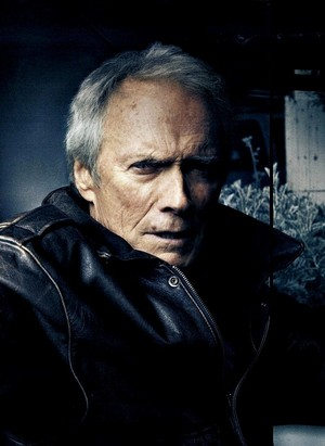 Clint Eastwood photographed by Annie Leibovitz for Vogue 2009