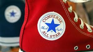 コンバース All 星, つ星 Logo
