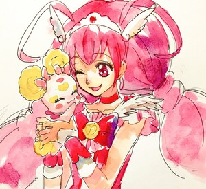 Cure Happy and 캔디