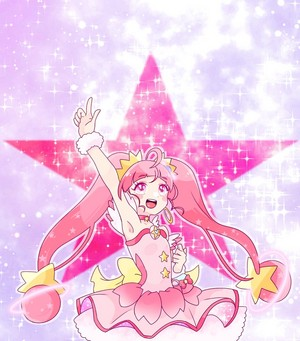 Cure étoile, star