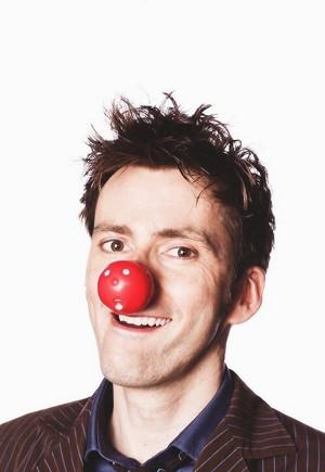 David-Red Nose dag