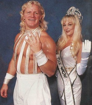 Debra and Jeff Jarrett - WCW