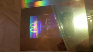 December 1988 hologram