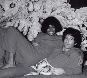 Diana And First Husband, Bob Silberstein