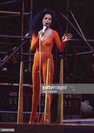 Diana Ross 1983 concerto Central Park