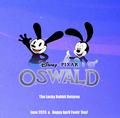 Disney Pixar Oswald - Happy April Fools Day! - disney fan art