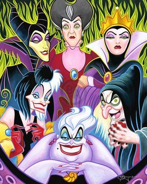 Disney Villainesses