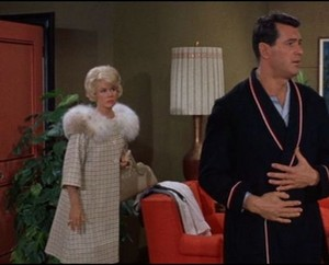 Doris ngày and Rock Hudson