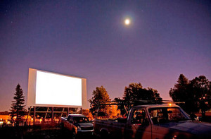 Drive'-In Movie Theater