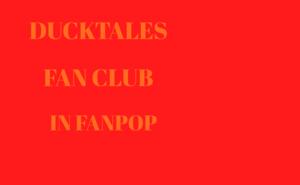 Ducktales fan Club