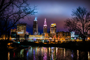 Early Spring In Cleveland