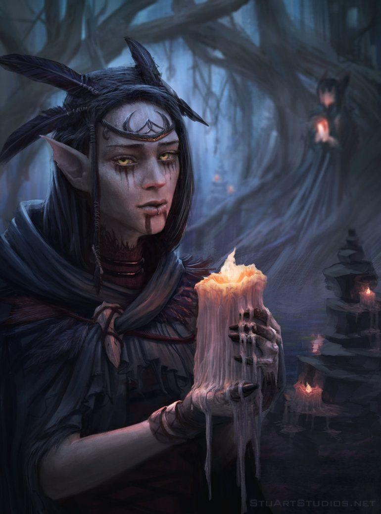 Elf Witch