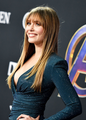Elizabeth Olsen at the Avengers: Endgame World Premiere in Los Angeles (April 22nd, 2019) - avengers-infinity-war-1-and-2 photo