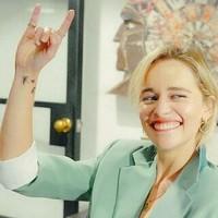 Emilia Clarke các biểu tượng