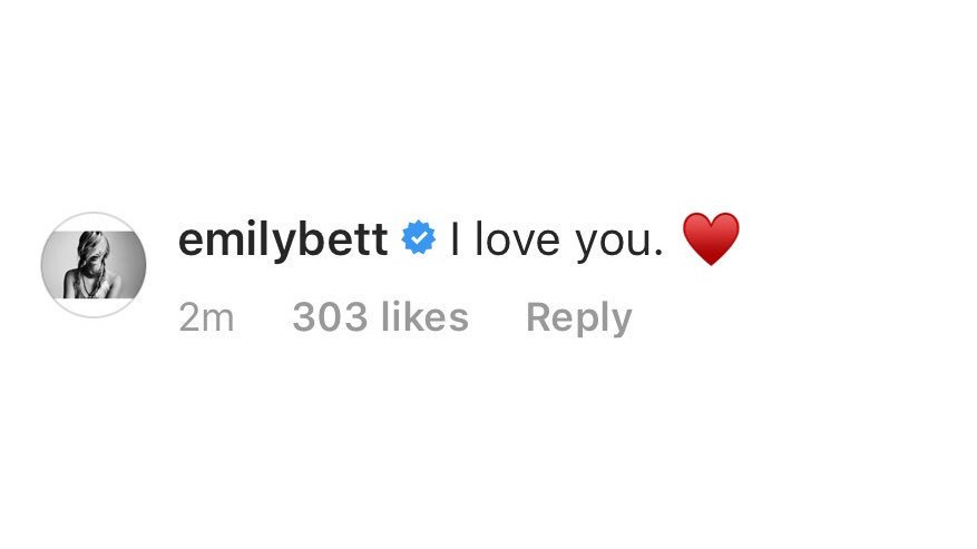 Emily's Reply to Stephen's Message