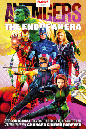 Empire Presents Avengers – The End Of An Era Bonus Magazine Cover