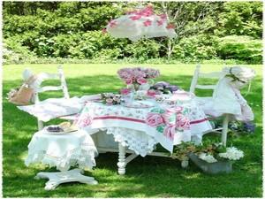 English Garden Party 🌺
