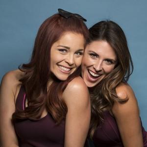 Erin and Joslyn