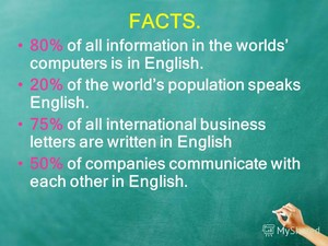 Facts Pertaining To English