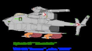 Fixed wing mode-C VFH-10 Auroran AGAC