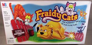 Fraidy ネコ (1995)