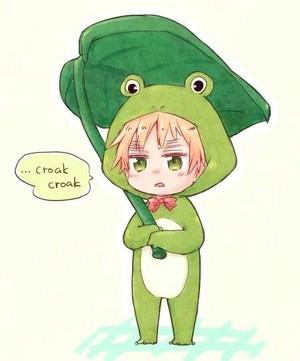 Frog England