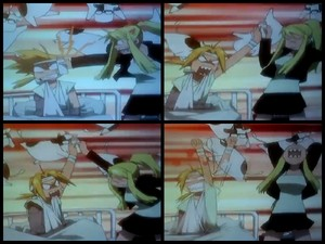Fullmetal Alchemist Edward Elric and Winry Rockbell Funny Moment