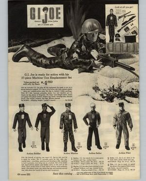 G.I. Joe Promo Ad