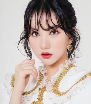 GFRIEND jepang 3rd SINGLE「FLOWER」- Eunha
