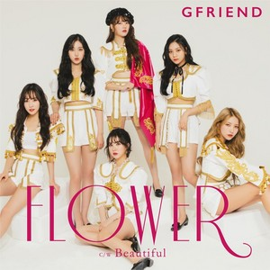 GFRIEND Jepun 3rd SINGLE「FLOWER」