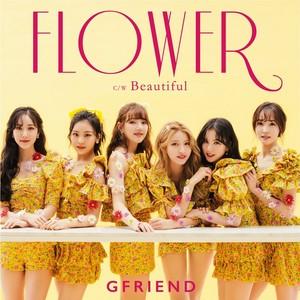 GFRIEND জাপান 3rd SINGLE「FLOWER」