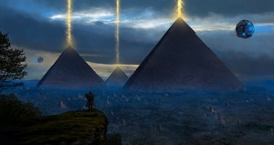 GIZA EGYPT fantaisie