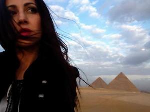 GIZA EGYPT cinta U LYNDA THALIE