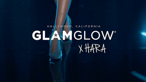GLAMGLOW with HARA