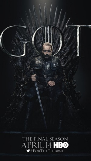 Game of Thrones - Season 8 Character Poster - Jorah Mormont
