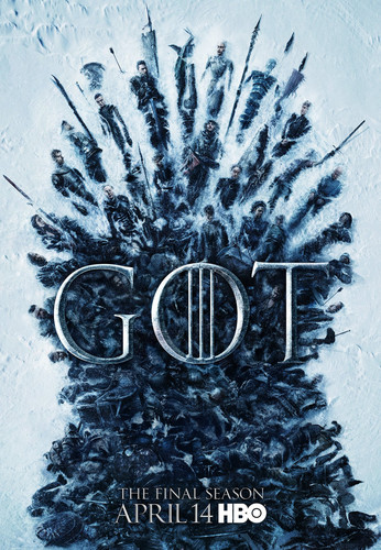 Game of Thrones پیپر وال called Game of Thrones - Season 8 Poster